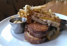 The grilled cheese for bacon lovers...