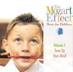 The Mozart Effect Music for Children, Volume 1: Tune Up Your Mind Mozart Effect http://www.amazon.com/dp/B00000212Y/ref=cm_sw_r_pi_dp_jUBuub0DG7CWK