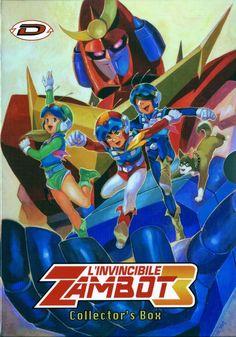 [Anime] L'Invincibile Zambot 3 | Hana's Blog