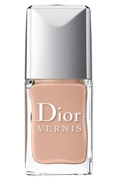 Dior 'Nude Collection' Vernis Nail Lacquer available at #Nordstrom