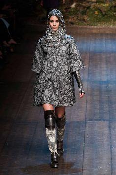 Dolce & Gabbana F/W 2014