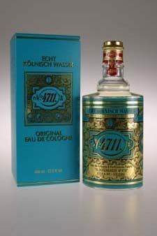 Muelhens -- 4711 for Unisex Eau de Cologne 27 oz by Unknown. $47.81. This item is not for sale in Catalina Island. Packaging for this product may vary from that shown in the image above. SKU NUMBER: 375378.The Mininimum EXP date on product: 1Year.DESCRIPTION: 4711 Original Cologne -27.1 Oz.MANUFACTURER:MAX FACTOR.USAGE:Introduced by Muelhens in 1772, 4711 is a refined, fruity fragrance. This unisex scent possesses a blend of citrus oils lemon & orange, light floral...
