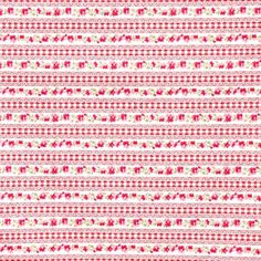 Red Gingham Lace Stripe £3.25 http://www.thehomemakery.co.uk/fabric/fabric-all/red-gingham-lace-fabric