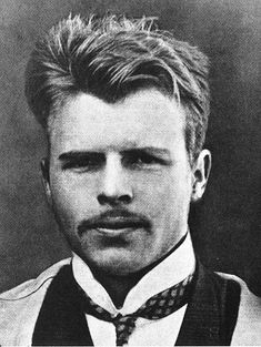 Hermann Rorschach, c. 1910. This Swiss psychiatrist developed the famous inkblot test that bears his name.