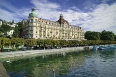 The Palace in Lucerne, Switzerland