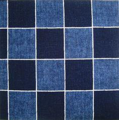 indigo squares