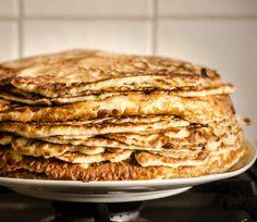 Læs alt om pandekager her. Om det er den bedste pandekageopskrift eller ispiration til nogle af de mange varianter. Her er dit overblik.
