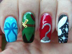 Meg's Manicures: Disney Series: Peter Pan