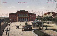 Dworzec Główny Poznań
