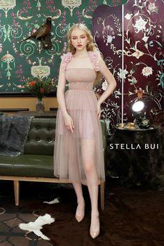 dfb52a227b6d697 Милые Платья, Sexy Dresses, Корейская Мода, Кружевное Платье, Подиумная  Мода, Высокая