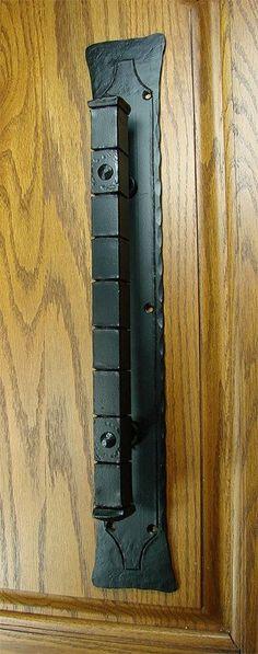 Large Bridge Door Pulls