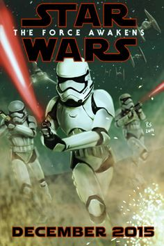 These Star Wars: Episode VII Fan Posters Will Awaken The Force Within You