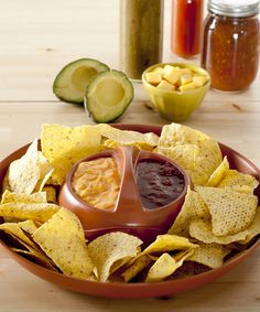 Take a look at this Chip & Dip Server by Nordic Ware on #zulily today!