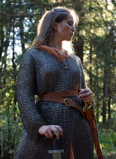 Oberonsson on Art - Viking Tasha - September 21, 2015