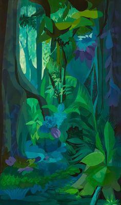 Walt Peregoy's Jungle Book