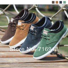 Hot Sale ! 2013 New Fashion Sneakers shoes Matte leather shoes For Men Casual shoes British style Drop Shipping 16310 US $21.89