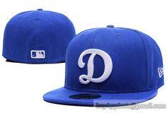 706e9582cae Los Angeles Dodgers Fitted Hats D Letter Baseball Hats 001  snapbacks   snapbackhats  hats