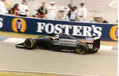 JJ Letho (Australia 1993) by F1-history