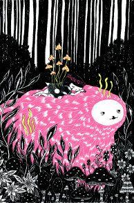 Roger la Borde | Petite Card by Aya Kakeda