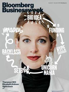 Can Elizabeth Holmes Save Her Unicorn? Money Magazine, Cool Magazine, Ad Design, Cover Design, Graphic Design, Design Posters, Design Ideas, Design Inspiration, Magazine Front Cover