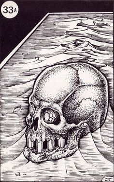 Acererak the Demi-Lich.  Been there.  Done that.  Been done in by that.  (Dave Trampier, Tomb of Horrors, AD&D module S1, TSR, 1978.)
