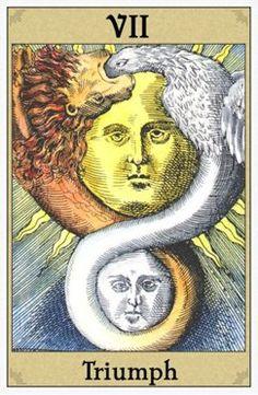 Triumph - Alchemical Emblem Tarot