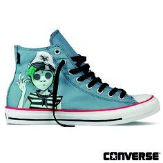 Converse Gorillaz. ♥♥♥♥