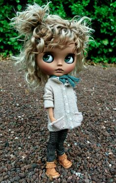 36 Super Ideas Hair Brunette Straight Love Her Ooak Dolls, Blythe Dolls, Barbie Dolls, Doll Eyes, Doll Face, Pretty Dolls, Beautiful Dolls, Valley Of The Dolls, Vintage Stil