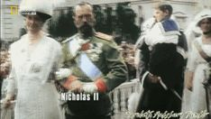 "carolathhabsburg: ""Tsar Nicholas II of Russia and Family. 1910s. """