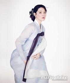 한복 Hanbok : Korean traditional clothes Design by 한은희 Han Eun Hee Korean Traditional Clothes, Traditional Fashion, Traditional Dresses, Korean Fashion Trends, Korea Fashion, Asian Fashion, Jung So Min, Korea Dress, Modern Hanbok