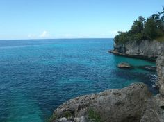 Negril Cliffs - Negril, Jamaica Plan your #WinterEscape in #Bluefields #Jamaica at www.lunaseainn.com