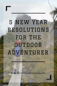 Ah, January. The time of resolutions, promises, goals, and aims. Many of which are forgotten, or given up on, by the time the month draws to a close. Well, not for us adventure-seekers. January is the perfect time to set some serious outdoors and adventure goals. Here are just a few resolution ideas to get you started.