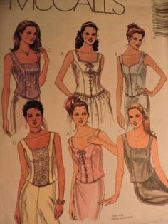 Bustier Top Lined Sleeveless Tops Sweetheart Neckline Cool Patterns, Stitch Patterns, Lingerie Patterns, Fashion Patterns, Costume Patterns, Sleeveless Tops, Bustier Top, Princess Seam, Lace Overlay