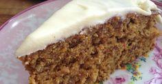 Kürbis-Apfel-Kuchen mit Haferflocken