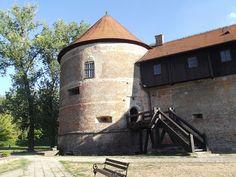 Stari grad, Sisak Stari Grad, Croatia, Explore, Castles, Exploring