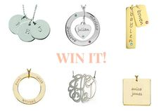 $100 GC to Posh Mommy Jewelry #Giveaway! ENDS 12/17. Rafflecopter. via @Nadia Carriere (ChildMode.com)