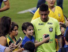 Arena Brasil: contra Uruguai, Seleção quer fazer de Recife, de novo, sua casa #globoesporte