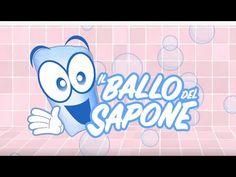 IL BALLO DEL SAPONE - Filastrocca Per Lavarsi Le Mani. - YouTube