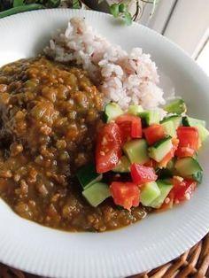挽肉と野菜の旨味がたっぷり!「キーマカレー」の厳選レシピ10選 - NAVER まとめ