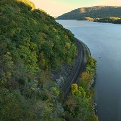 Bear Mountain and The Hudson River.