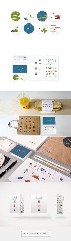 |一间|品牌形象设计 on Behance | Fivestar Branding – Design and Branding Agency & Inspiration Gallery Branding Agency, Business Branding, Brand Packaging, Packaging Design, Brand Identity Design, Branding Design, Design Thinking Process, Candle Packaging, Fashion Logo Design