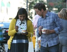 Mindy in The Mindy Project