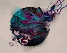 La ilustración fantástica de Tatiana Kazakova7