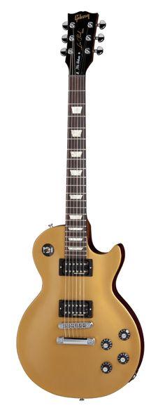 Les Paul '70s Tribute - Gold Top/Dark Back