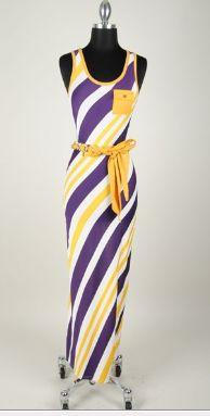 LSU Game day dress