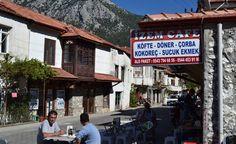 Doner kebab in Uzumlu Fethiye http://uzumlu-info.com