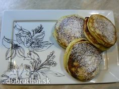 fotorecept-jogurtove-lievance/ Baked Potato, French Toast, Muffin, Potatoes, Bread, Baking, Breakfast, Ethnic Recipes, Food