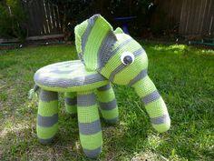 Crochet Pattern – Ikea Stool Hack