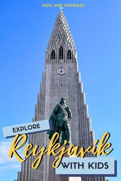 The best family friendly things to see and do in Iceland's capital, Reykjavik.  Explore Reykjavik with kids!