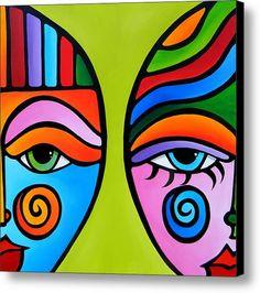 Delicate Balance Canvas Print / Canvas Art By Tom Fedro - Fidostudio